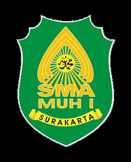 logo SMA Muhammadiyah 1 Surakarta - Solo