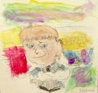 Self Portrait by Joshua