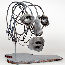Sculpture by Jef Franklin