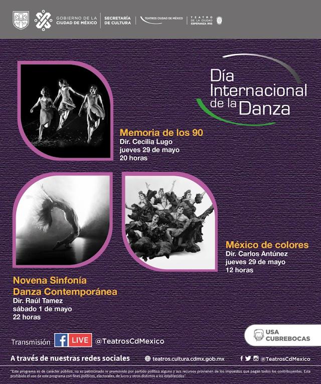 EL SABIO TRASHUMANTE,  DÍA INTERNACIONAL DE LA DANZA 2021
