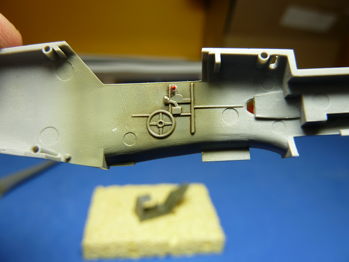 "Messerschmmit Bf 109 E-3 - Major Hans ""Assi"" Hahn P1030888"