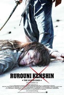 Lãng Khách Kenshin 3: Kết Thúc Một Huyền Thoại