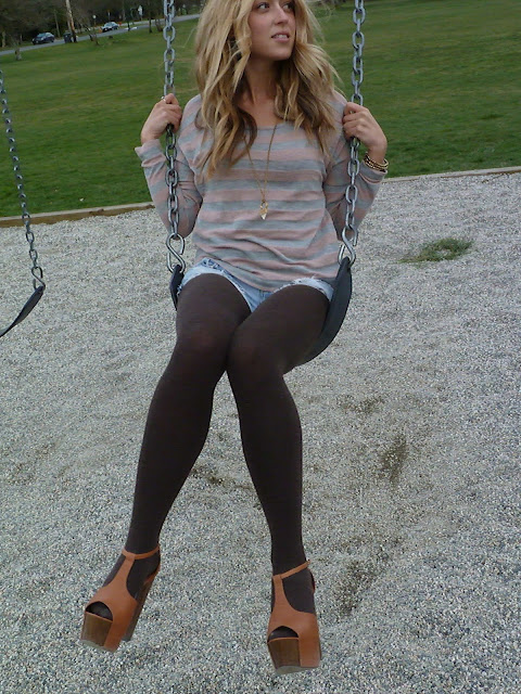 Jessica simpson in pantyhose