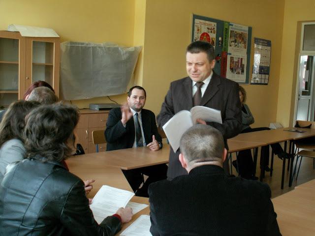 Pierwszy egzamin gimnazjalny w ZS nr 2 w Dukli 2011 - PICT1302_1.JPG