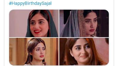 Happy Birthday Sajal
