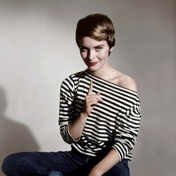 Style Icon: Jean Seberg