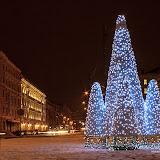 Путь рождественских ёлочек 2013