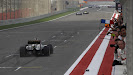Romain Grosjean finishes 3rd for Lotus