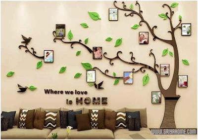 Racik sendiri warna wallpaper rumah Anda.