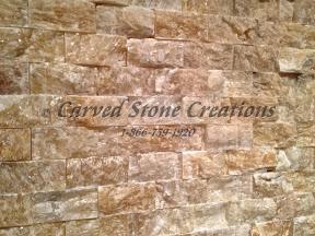 Mosaic, Samples, wall stone