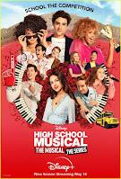 Segunda temporada de High School Musical: The Musical: The Series