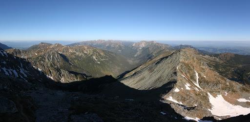Tichá dolina zo Svinice