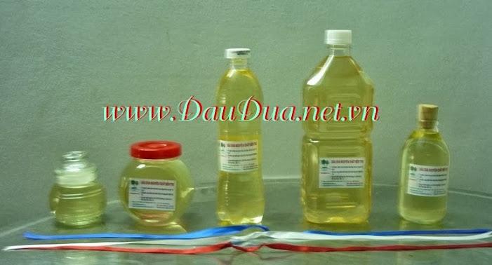 Tinh dầu dừa là thành phần chính trong các loại thuốc trị sâu răng