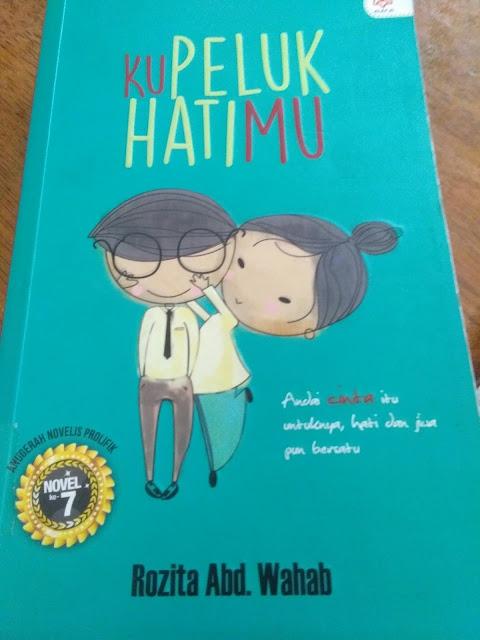 Review Novel-Ku Peluk Hatimu-Rozita Abd.Wahab