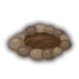 葉掘り饅頭