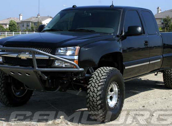 Chevy Silverado 1500 99 06 Camburg Engineering