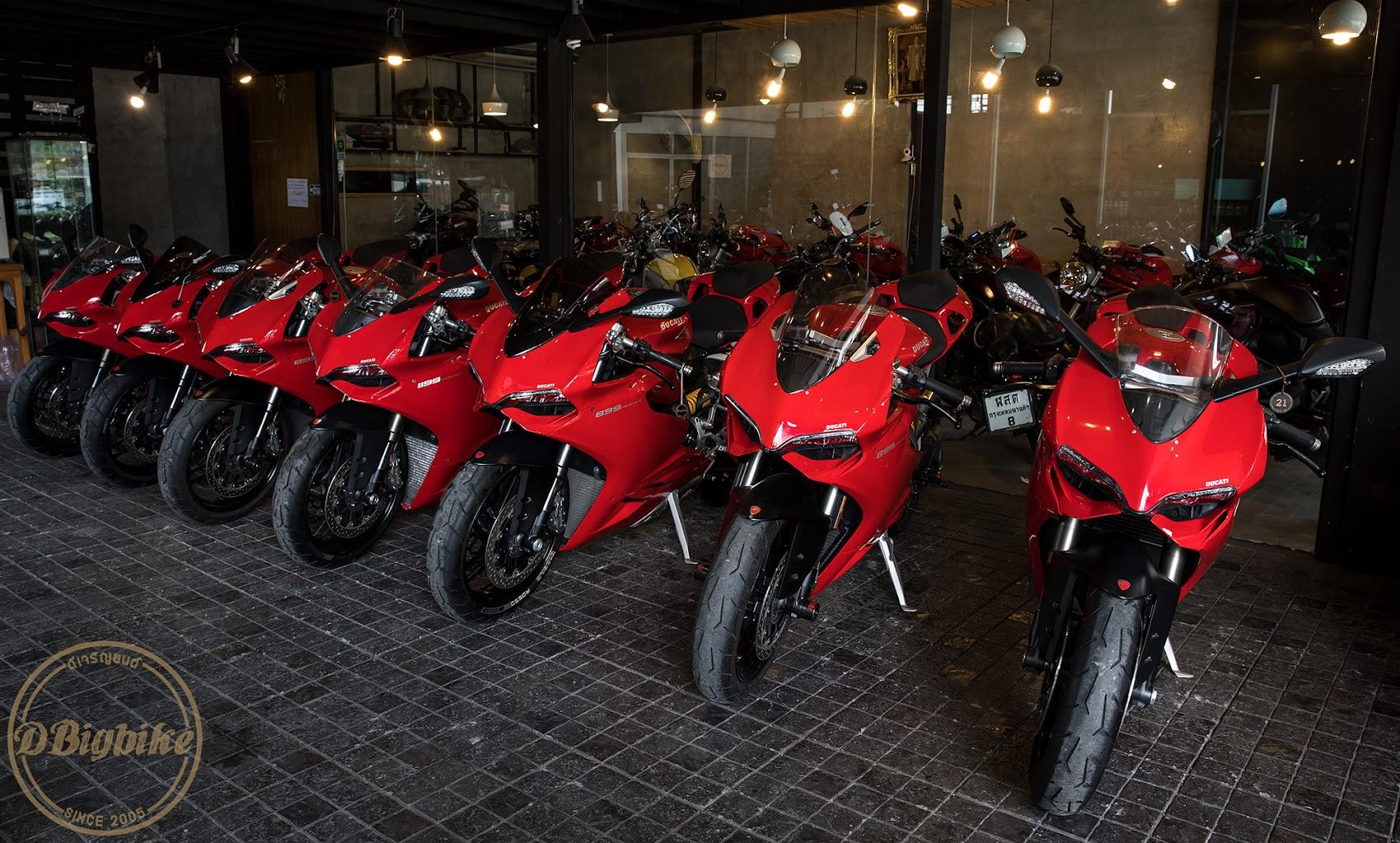 ขาย Ducati 899 panigale มือสอง