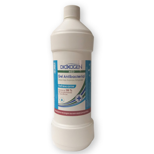 gel antibacterial dioxogen 950ml