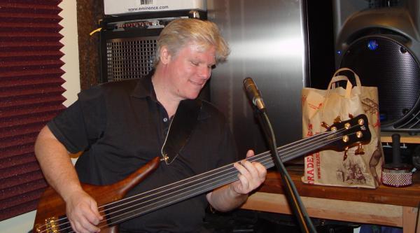Dennis Neder With Guitar, Dr Dennis Neder