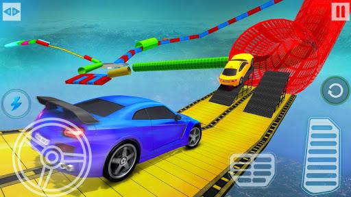Mega Ramp Car Racing Stunts 3D: New Car Games 2020 apkmr screenshots 10