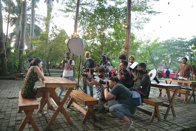 Bertahan di Masa Pandemi, Bekasi Kanal Photography Adakan Saweran Foto Hunting