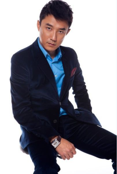 Wang Xin China Actor