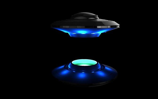 A família Rockefeller promoveu estudos sobre UFOs  04