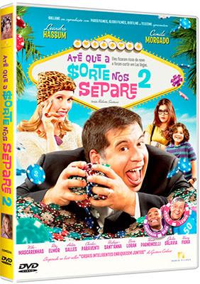 Filme Poster Até que a Sorte nos Separe 2 DVDRip XviD & RMVB Nacional