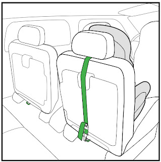 the car seat lady latch 101 the basics you need to know Touareg Third Row Seat forward facing car seat using tether in a minivan