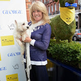 WWW.ENTSIMAGES.COM -  Ingrid Seward   arriving at       A Date With Your Dog in Honour of Clarissa Baldwin OBE at George Club, London September 9th 2014Celebrities attending The Dog's Trust party in honour of their chief exec Baldwin.                                                 Photo Mobis Photos/OIC 0203 174 1069