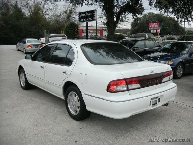 1998 infiniti i30 sedan specifications pictures prices. Black Bedroom Furniture Sets. Home Design Ideas