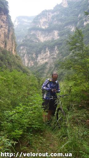 Веломаршруты (velorout) Велоприключения в Китае. Китай - 2013. IgorSk. 4. Покатуха.