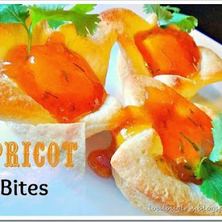 Apricot Cream Cheese Bites.