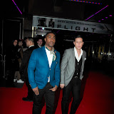 WWW.ENTSIMAGES.COM -    Simon Webbe  arriving at Flight UK Film Premier Empire Leicester Square London January 17th 2013                                                     Photo Mobis Photos/OIC 0203 174 1069