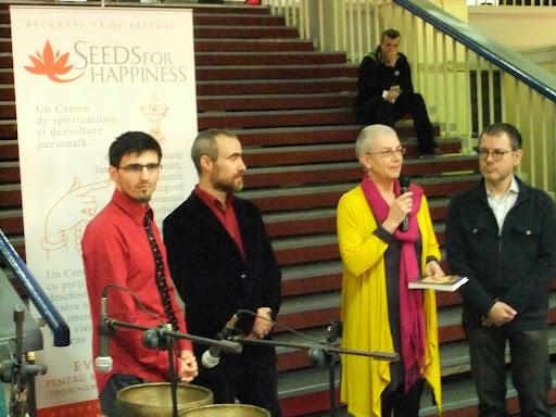 """Lansare de carte : """"Filosofia si practica buddhismului tibetan"""" – DALAI LAMA, """"Introducere in Tantra"""" – LAMA YESHE, colectia TANTRA - Gaudeamus bucuresti - 2012"""