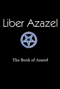 Cover of Anonymous's Book Liber Azazel