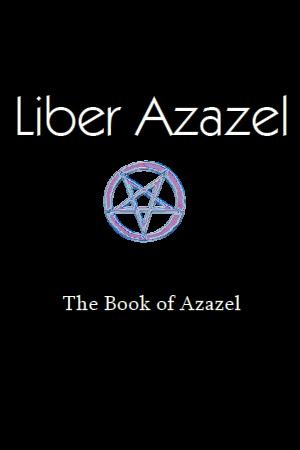 Liber Azazel by Anonymous
