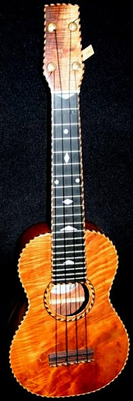 bear Creek Hawaiian Soprano Ukulele