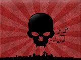 Skull Over The City 32