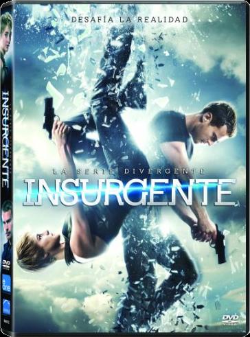 La Serie Divergente Insurgente – Castellano