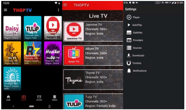 Thoptv Apk 21 0 Official Download Install Thoptv For Android Impmaterials