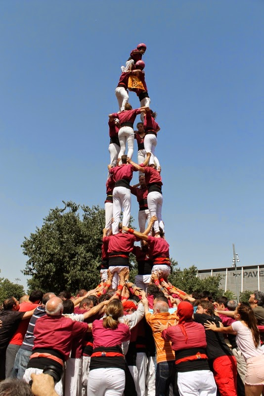 Castells Catalans Want to vote 8-06-14 - IMG_1962.JPG