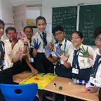 Friendship Wreath Activity (VI-VIII) 5-8-2016