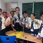 Friendship Wreath Activity (VI-VIII) 5-8-2016