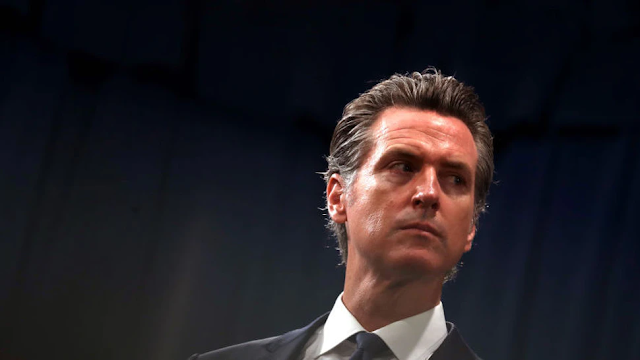 Newsom's Stay-At-Home Order Triggered In Region Where He Lives