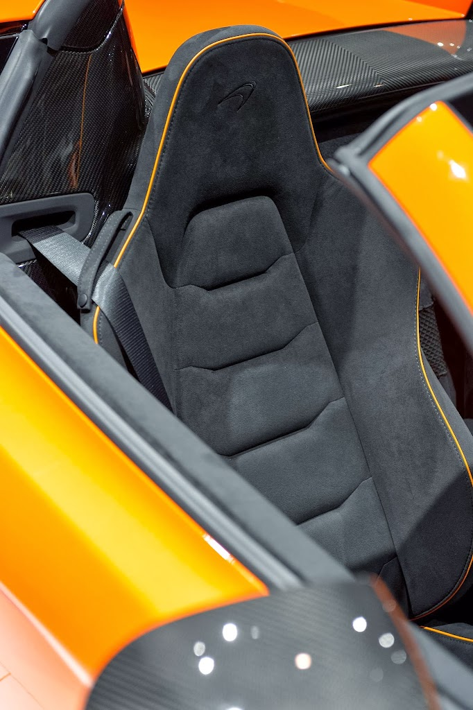 McLaren 650S Spider Geneva Motor Show 3