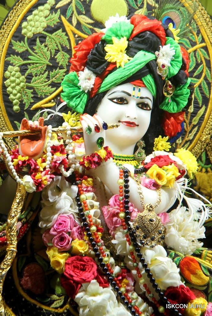 ISKCON Juhu Sringar Deity Darshan on 2nd July 2016 (12)