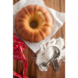 Mama's Pound Cake.
