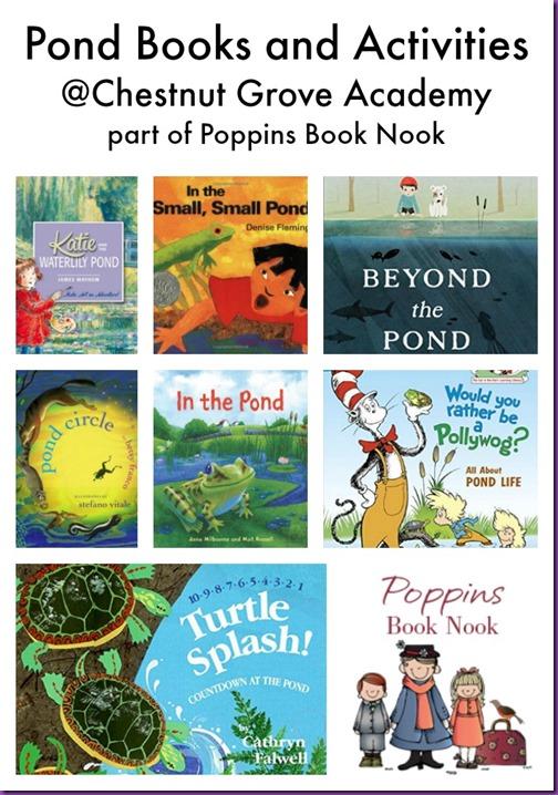 Pond books