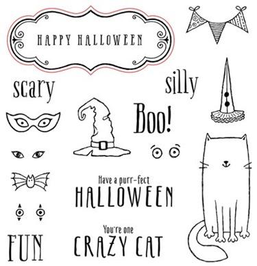 Purr-fect Halloween - August SOTM s1608